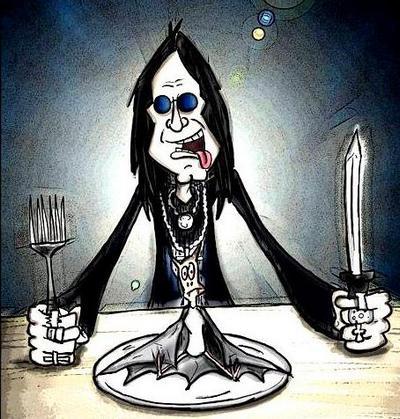 ozzy vacsorája