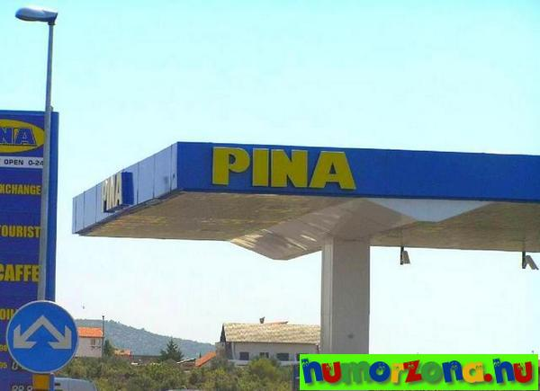pina benzin