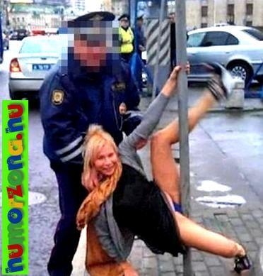 részeg nő