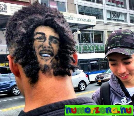 Bob Marley tatto