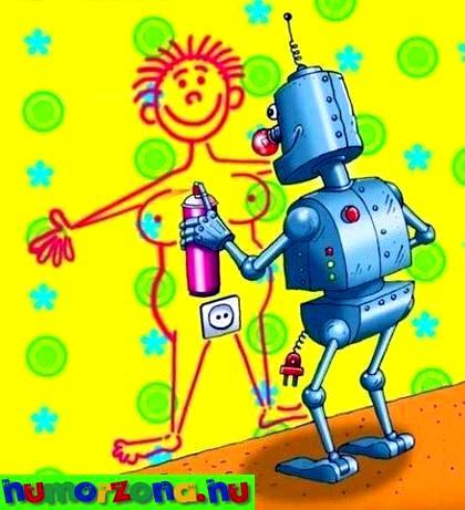 robotszex