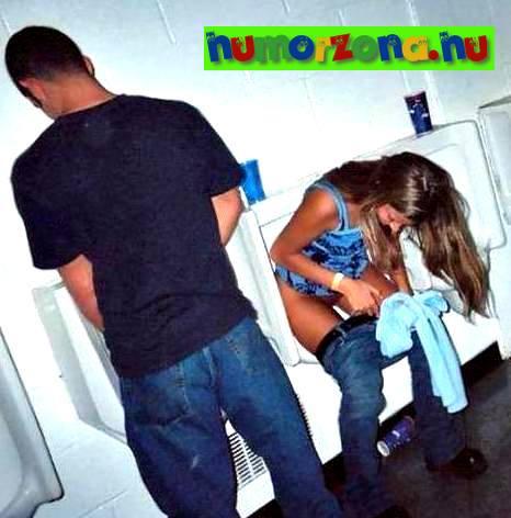 női wc