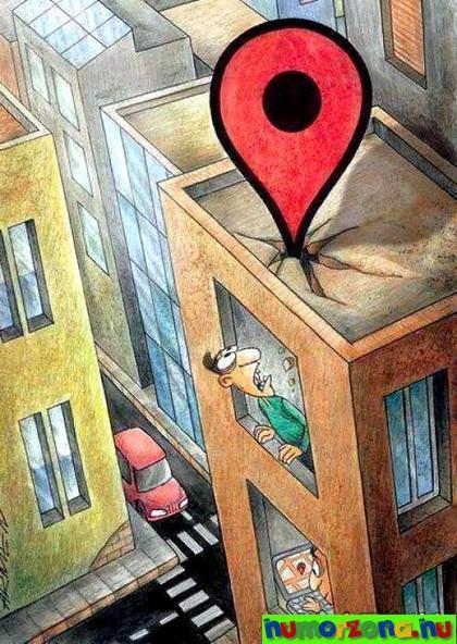 google maps találat