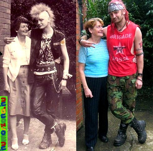 punk múlt