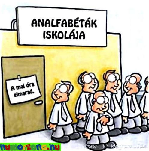 analfabéták