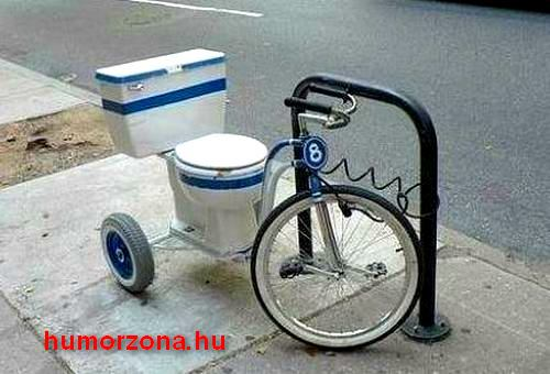 mobil wc