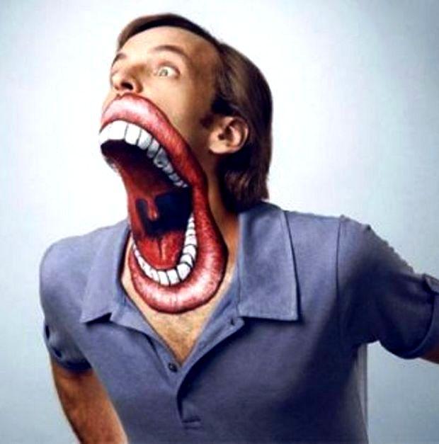 nagy száj