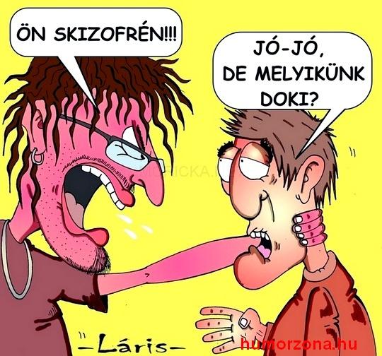 skizofrén