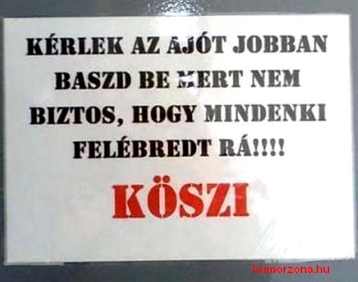 humorzona.hu-ajtó