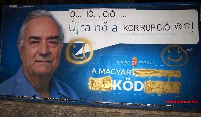 humorzona.hu-korrupció