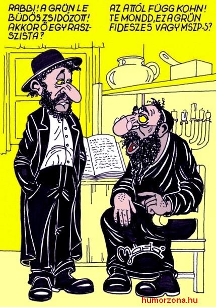 humorzona.hu-zsidó