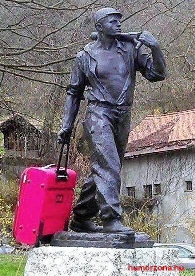 humorzona.hu-bányász